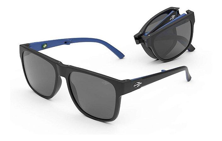 Óculos De Sol Mormaii Origami Masculino M0111aa301 Preto Fos