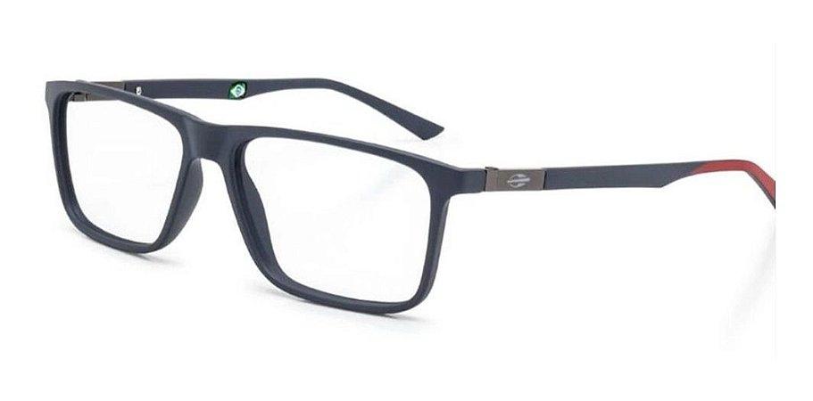 Óculos Armação Mormaii Nava 2 Cinza Escuro Fosco M6063de555