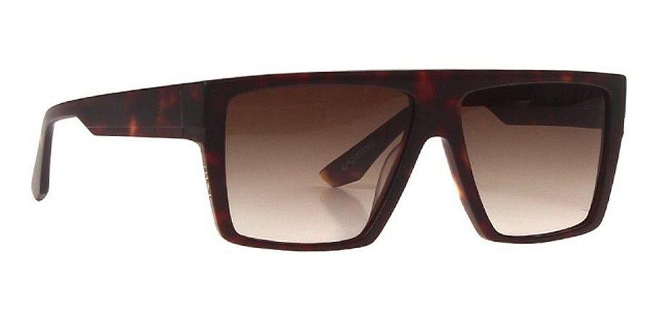 Óculos De Sol Evoke Reverse G21p Polarizado Marrom Masculino