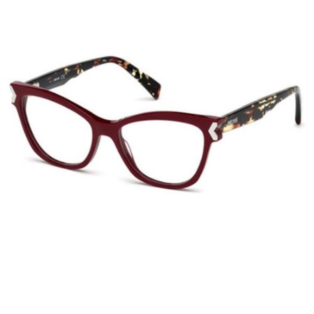 Óculos Armação Just Cavalli JC0807 069 Bordo Acetato Feminin