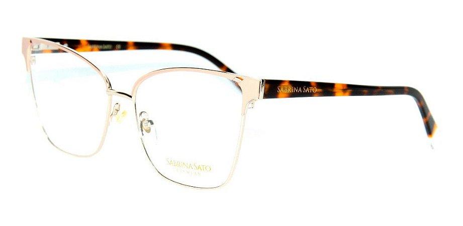 Óculos Armação Sabrina Sato Ss614 C3 Quadrado Feminino