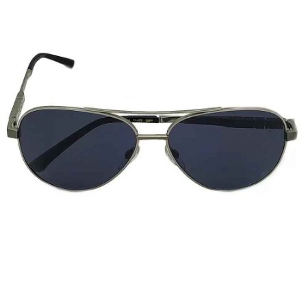 Óculos Solar T-Charge T3050 03A Metal Prata Lente Cinza