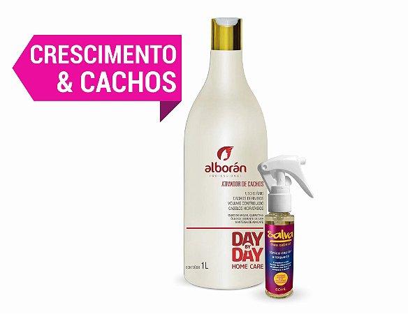 CRESCIMENTO & CACHOS