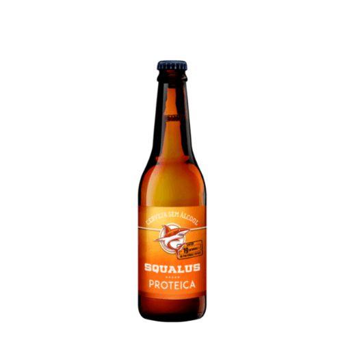 Lançamento - Cerveja Squalus Sem Álcool Proteica
