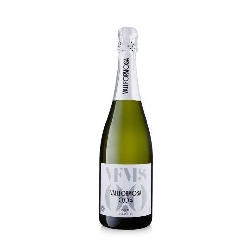 Espumante Vallformosa Sem Álcool - Garrafa 750 ml - Espanha