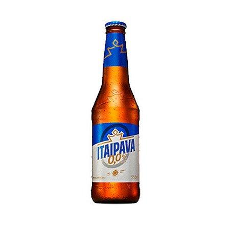 Cerveja Sem Álcool Itaipava - Long Neck 355 ml - Brasil