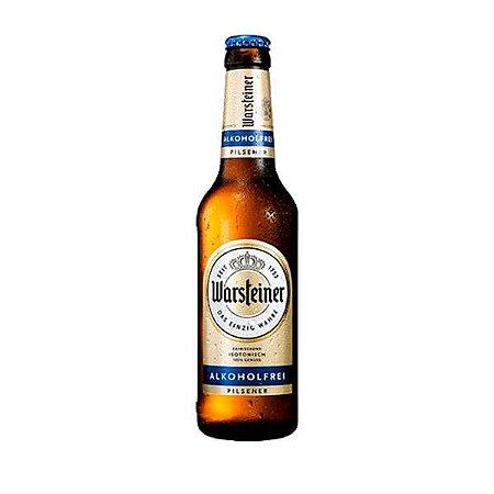 Cerveja Sem Álcool Warsteiner Fresh - Garrafa 330 ml - Alemanha