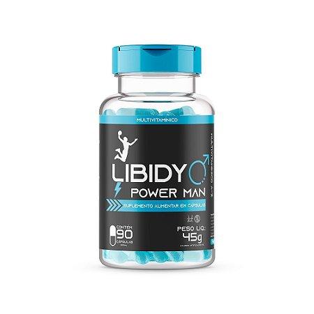 Libidy Power Man (Azulzinho)