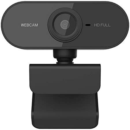 Webcam Câmera Usb Full HD 1048P Com Microfone