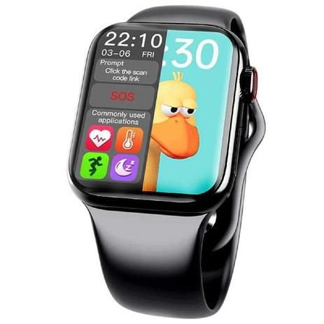 Relógio Smartwatch Inteligente Bluetooth HW12