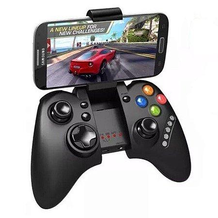 Controle Joystick Sem Fio Gamepad para Smartphone Ipega