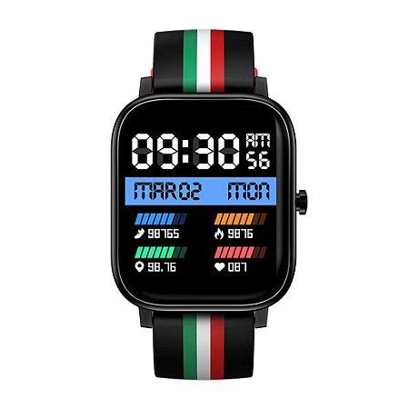 Relógio Inteligente Smartwatch Colmi P12