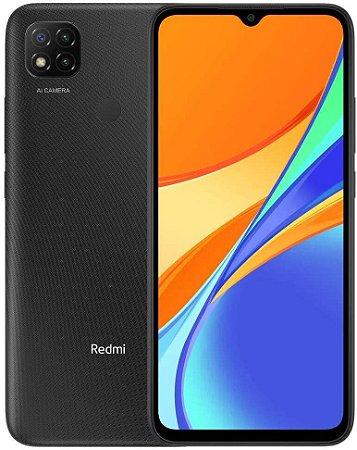 Smartphone Xiaomi Redmi 9C, Tela 6,53´ 3GB/64GB
