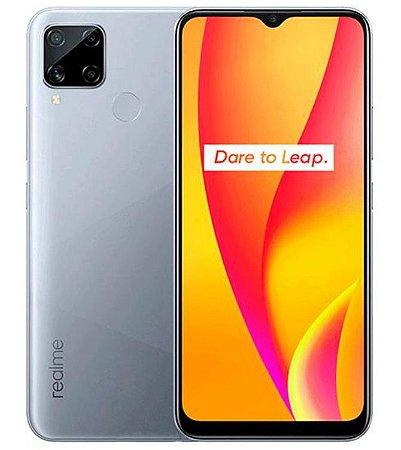 Smartphone Realme C15 Global 128gb/4gb Tela 6,5 Cinza