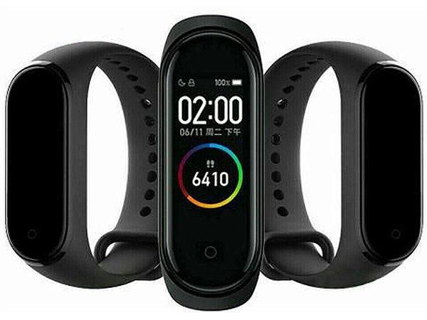 Smartwatch Xiaomi Mi Band 4 Oled Preto