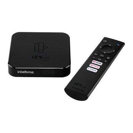 Smart Box Full HD TV IZY Play Intelbras