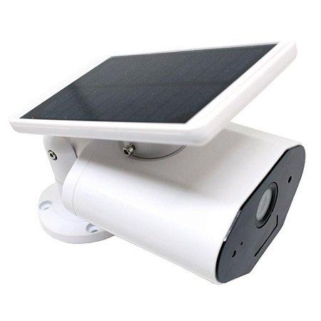 Câmera IP com Placa Solar Knup/Ípega 720P com Infravermelho KP-CA159