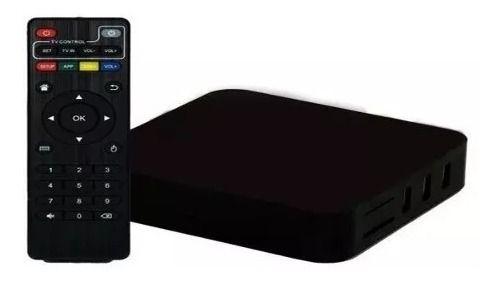 Conversor Smart TV 4GB Ram 32Gb Armazenamento Android 9.0 Netflix