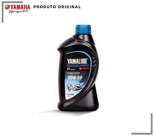 ÓLEO YAMALUBE 4T 20W-50 1L