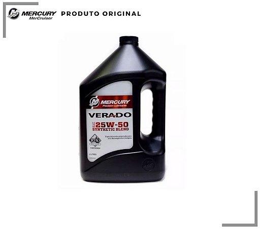 ÓLEO MERCURY VERADO SAE-25W-50 4L
