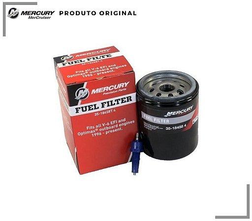 FILTRO DE COMBUSTÍVEL MERCURY COM SENSOR V6 EFI / V6 DFI OPTIMAX