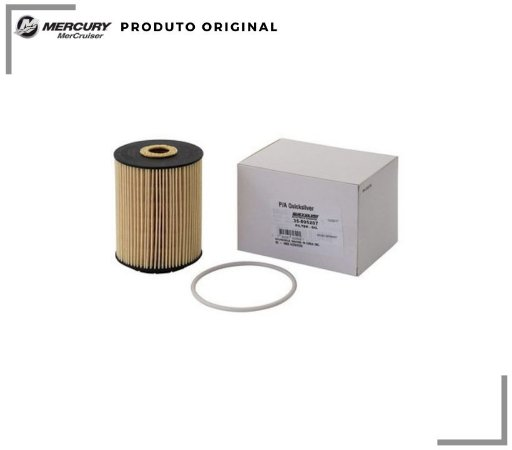 FILTRO DE ÓLEO MERCRUISER 4.2 QSD