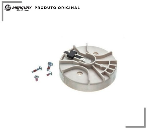 ROTOR DO DISTRIBUIDOR MERCRUISER