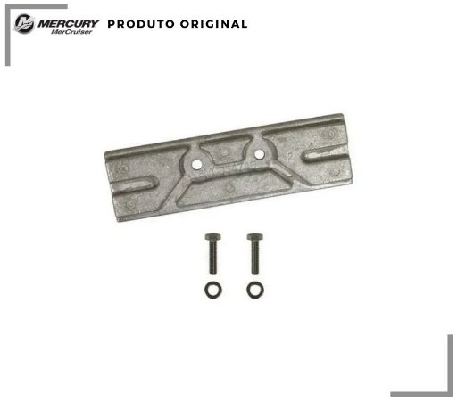 ANODO CAVALETE MERCURY MODELOS 4T