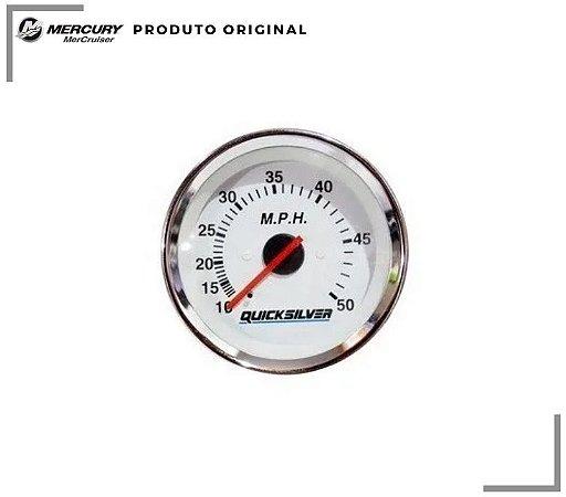 VELOCÍMETRO MERCURY ARO CROMADO COMPLETO