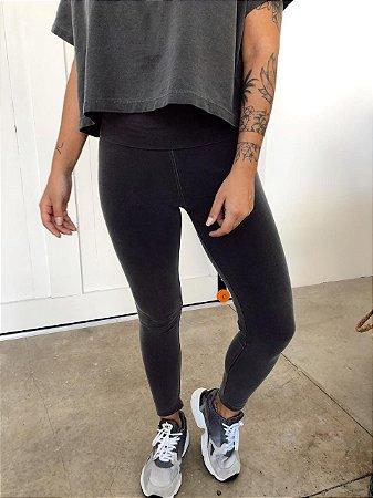 Legging Cotton Chumbo