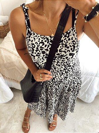 Vestido Amalfi Animal Print