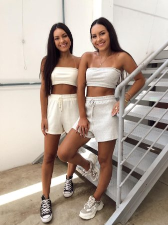 Short Tulum Off White