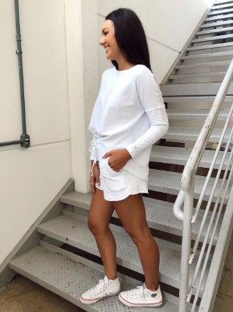 Blusão Parma Branco