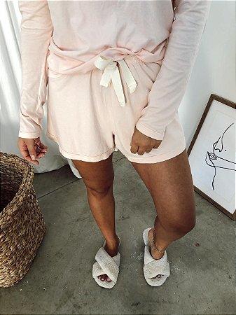 Short Pijaminha Blush