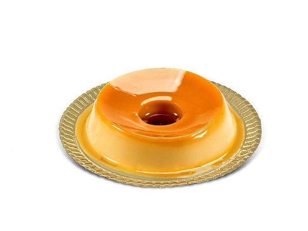 PD211AD - 1 unid - Pratos Dourados para bolos e tortas 25 cm