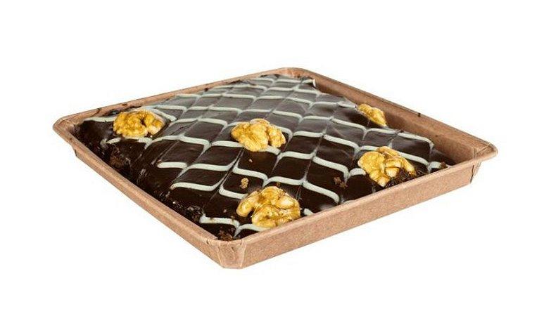 5 unid - Forma para brownie quadrado G