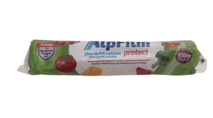 Filme de PVC PROTECT- 280 x 100 m - REFIL- 1 unid