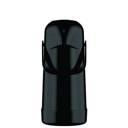 Garrafa Termolar Magic Pump 500ml Preta