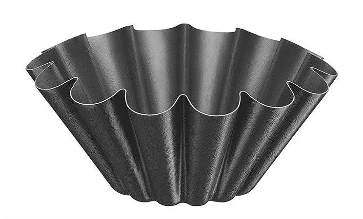Forma para Brioche Tramontina Brasil 22cm Preta 20065/022