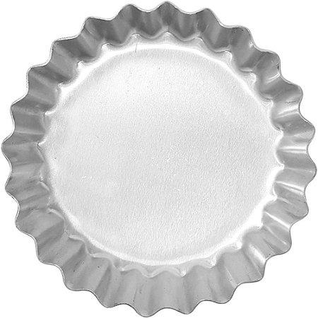 FORMA WALPAN TORTA MACA CRESPA FIXA N1 DÚZIA 5,5X1,5X6,5 FO-330