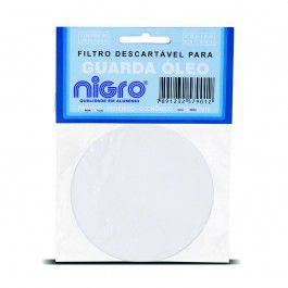 FILTRO DESCARTAVEL P/GUARDA OLEO 10UN NIGRO 057901