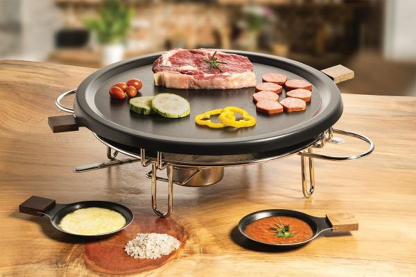 RACLETTE GRILL FORMA 802002