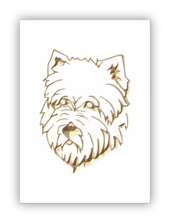 Westie Highland White Terrier
