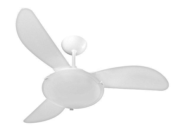 Ventilador de Teto Ventisol Sunny Branco - 127V