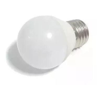 Lampada LED Bolinha 4W 3000K Bivolt