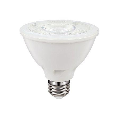 Lâmpada LED PAR30 IP65 OSRAM 9.5W 1060 lúmens (substitui 85W) - Luz amarela 3000K - Bivolt - Base E27 - 7013834