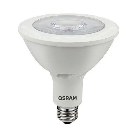 Lâmpada LED PAR38 IP65 OSRAM 15W 1400 lúmens (substitui 100W) - Luz amarela 3000K - Bivolt - Base E27 - 7013835