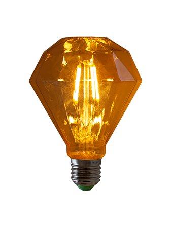 Lâmpada de Filamento LED D95 Squirrel Cage 4W Bivolt LHEART-SC-4W