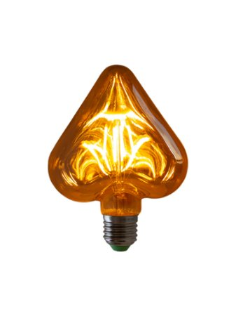Lâmpada de Filamento LED Heart Ssquirrel Cage 4W Bivolt LSTAR-SC-4W