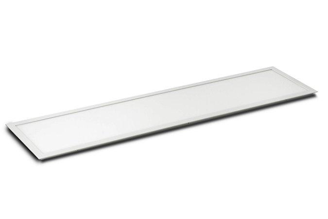 LUMINARIA PAINEL LED 18W 6500K EMBUTIR BRANCA 100X600MM BIVOLT 2102
